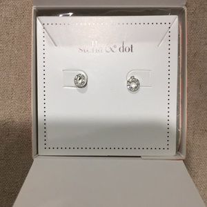 NWT Stella & Dot earrings